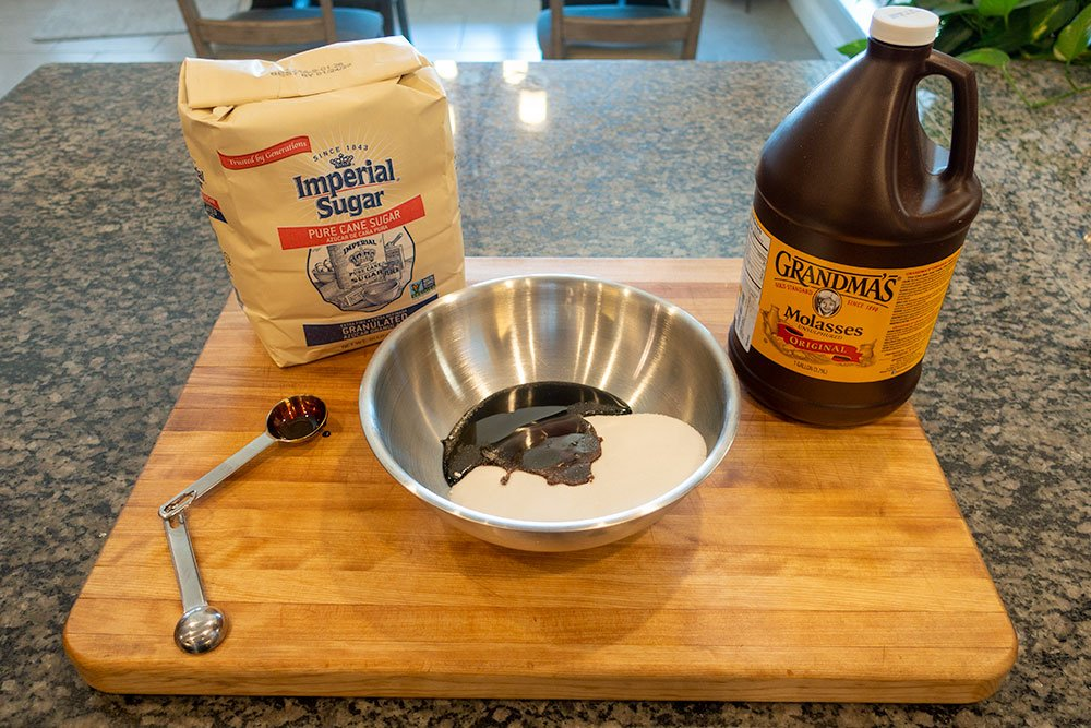 homemade brown sugar ingredients