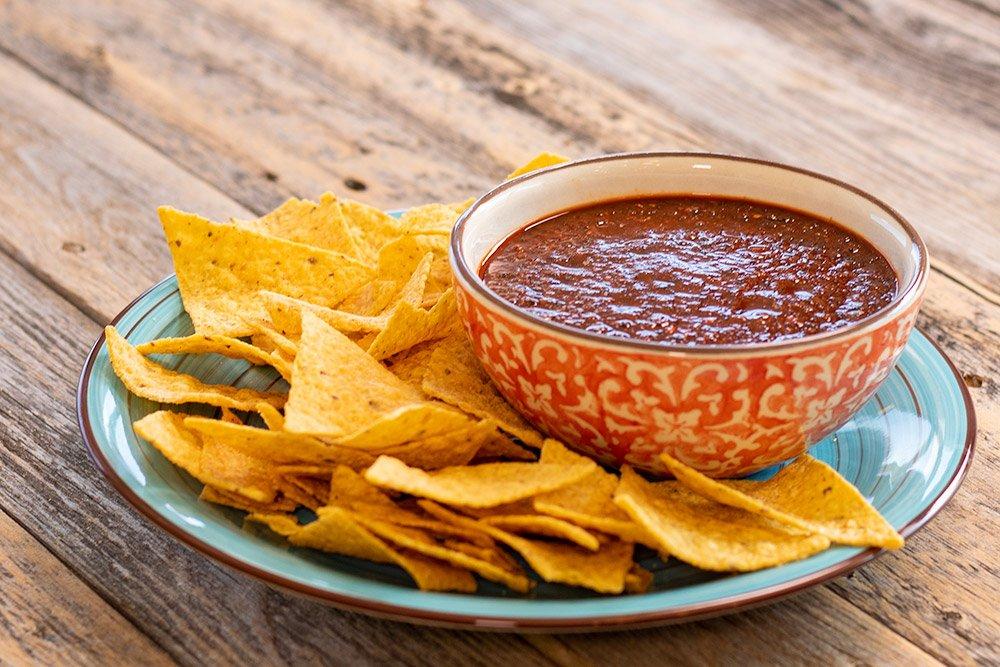 Salsa de Chile Cascabel