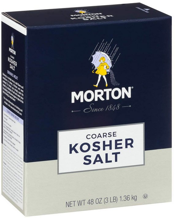 Morton's Kosher Salt