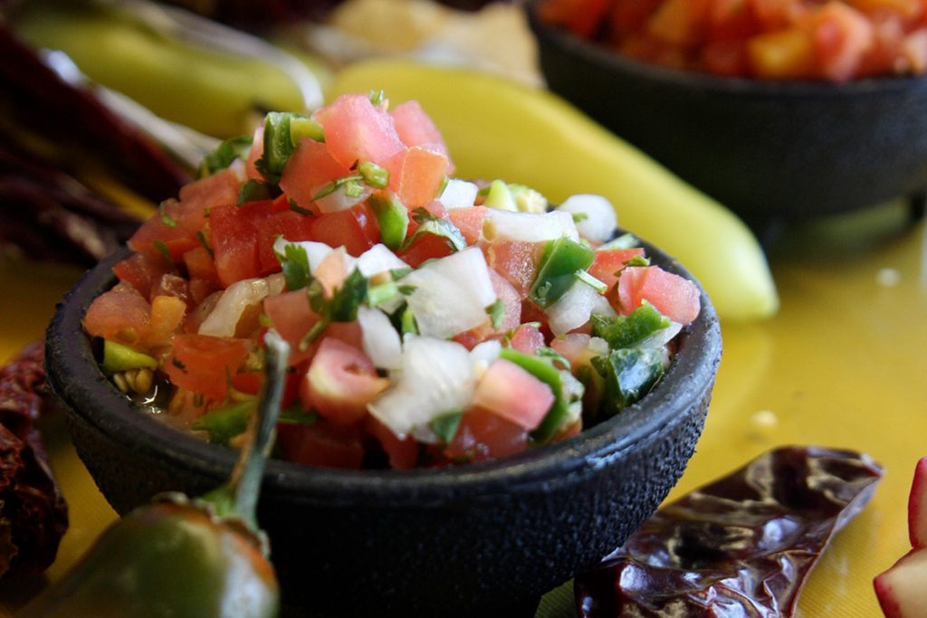 11 salsas to master your taco game