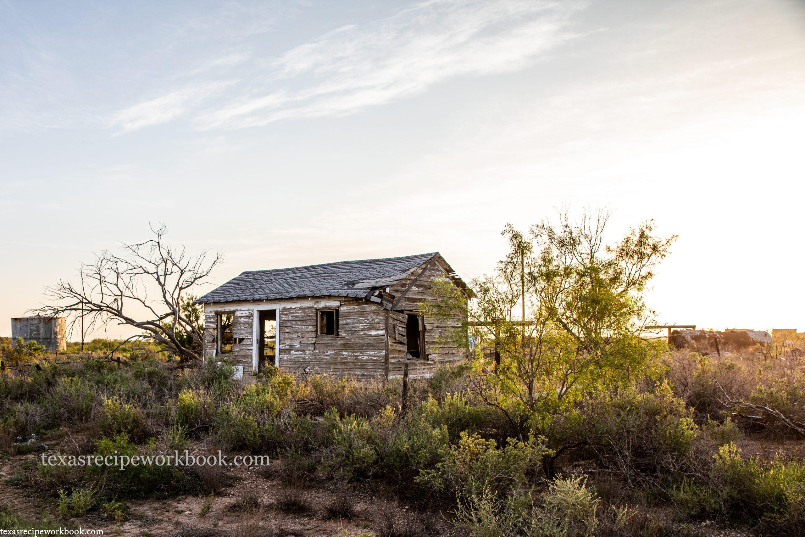 Abandoned Boomtown Home