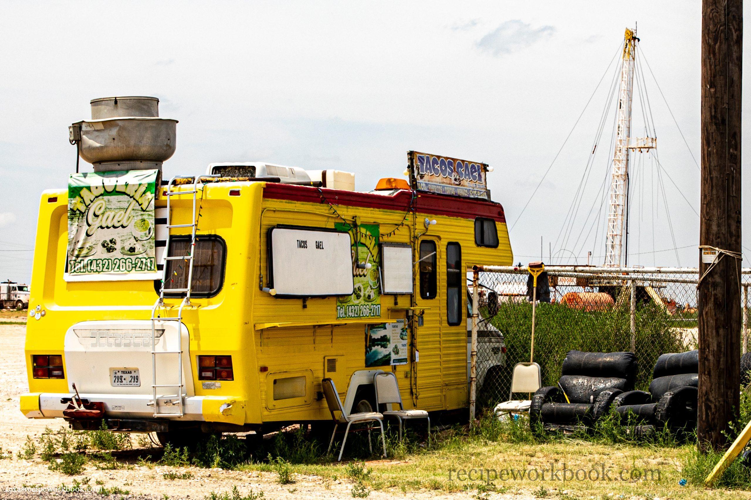Tacos Gael - Andrews, Texas